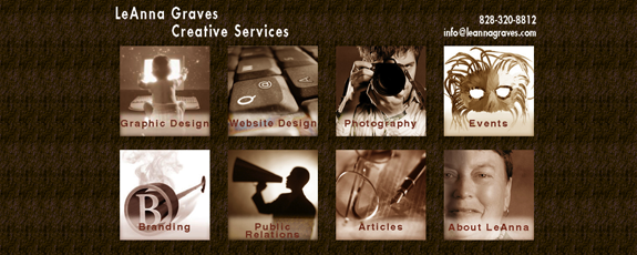 LeAnna Graves Creative Services